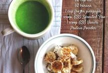 Recipes / Healthy recipes we love -- that are good for you and taste great too