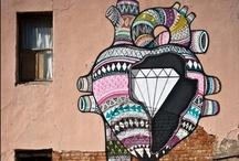 Street Art / Arte en la calle