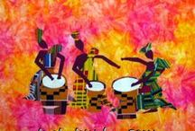 Africian Quilts & Quilters / by Carol Day