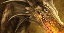 Dragons / I want those baby dragons on Game of Thrones. I'd have so many uses for them.