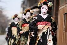 Geisha  Lifestyle & Costumes / Geisha (芸者?), geiko (芸子) or geigi (芸妓) are traditional Japanese female entertainers who act as hostesses and whose skills include performing various Japanese arts such as classical music, dance and games.