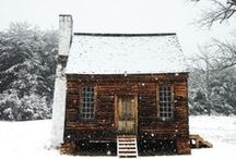 someday cabin / by Stasha Switzer