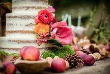 Matrimonio eco - vegan  inspiration frutta e verdura - Green wedding
