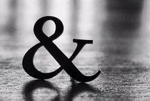 Ampersand / &
