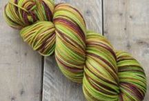 Augustbird Yarn / Hand Dyed yarns available at Augustbird
