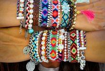 Friendship Bracelets / by rt_daisy