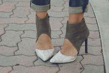 Shoes! / by Stephanie A. Meyer | Fresh Tart