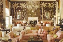 Design Crush / Interior design greats, beautiful rooms, great color schemes, famous interior designers and famous rooms, my design favorites and icons.