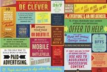 Internet Marketing & Social Media / Cool stuff about internet marketing and social media #internetmarketing #socialmedia / by Marty Simons