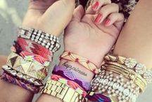Jewellery&nails / Hair , nails + make up!