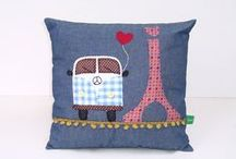 Chria Handmade Art / www.chria.com.br magasin virtuel de sac et autres produits uniques - tout fait à la main