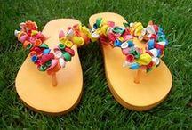 Flip Flops / by SAVVY