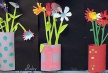 Educate Me - Artsy craftsy / Classroom ideas