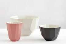 Crockery / Pottery, ceramics, metalwork, glassware etc / by Juliet Townsend