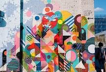 CBC mural / by Juliet Townsend
