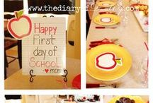 First Day of School / by SAVVY