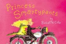 Feisty Females in Kids' Books / Looking for strong, independent, resourceful female characters in children's books? Tired of insipid princesses being rescued by princes? Here are some of the best brave, adventurous and fun female role models in kids' books!