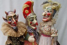 Puppetry ~ Moving Art