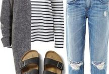Outfits We Love / Looking for outfits to match our shoes with? Check out these great ideas!
