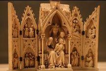 Triptychs, Altars & Shrines