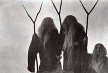 Sorceress, Witch, Enchantress