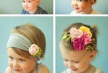 DIY Flowers/Ribbon Craft