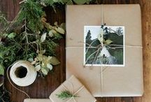 Wrapping & Packing Ideas