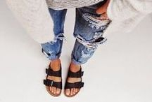 Women's Shoes: Spring + Summer / The latest in women's shoe fashion trends for spring and summer from the hottest shoe brands in fashion and comfort footwear.