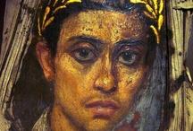 Fayum Mummy ~ Looking Back