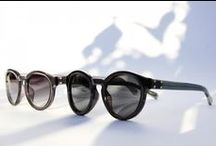 sunglasses / ''With my sunglasses on i'm Jack Nicholson. Without them I'm fat and 60''