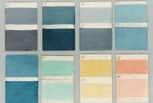 Color My World / paint ideas