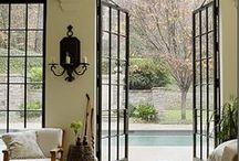 Door/Window Inspiration / doors and windows