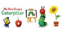 The Very Hungry Caterpillar™ / This board is for everything Very Hungry Caterpillar related!   My Very Hungry Caterpillar is an award winning app that brings The Very Hungry Caterpillar to life in 3D for the very first time.  The Very Hungry Caterpillar™ & Friends - Play and Explore is a 3D pop-up app featuring eight fun and educational games and activities for tablet and mobile phone.   Find out more at storytoys.com.  #VHC45