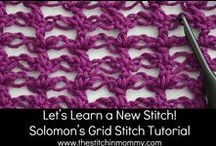**Crochet Tutorials