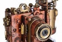 Steampunk / All things steampunk