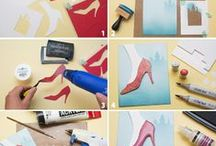 Card Making Photo Tutorials / Step-by-step tutorial with photos.