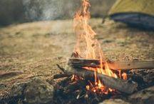 campfire / by Haley Maddox