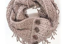 **Crochet Scarves and Cowls