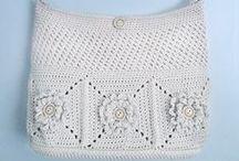 **Crochet Bags & Accessories