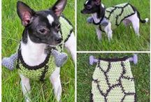 **Crochet Pet Patterns