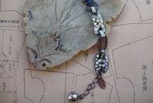 Re-do bracelets / Recycled jewelry