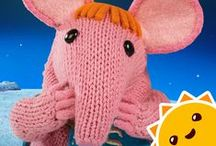 Clangers / Clangers - Playtime Planet. A magical app out now on the App Store: http://bit.ly/1S_k