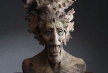 Dug Stanat, Sculptor
