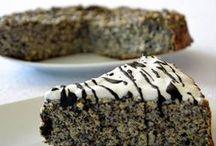Dezerty: koláče/dorty/buchty/řezy