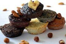 Sladké muffiny/cupcakes