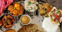 Indian Food / Learn to make Indian food recipes, North Indian food, South Indian food recipes, vegetarian, curries, chutney, snacks, sweets, street food recipes, regional Indian cuisines & Andhra recipes and more.