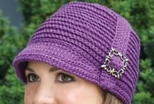 Crocheting / Mostly Crocheted Hats / by Gail Higgison Wallenmaier
