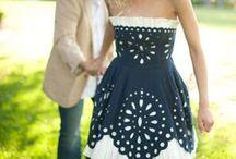 Dresses  / by Chrissy Jarvie