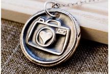 I LOVE ∫ Camera Jewelry / by Xammes fotografie