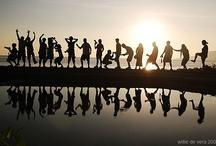 Inspiration ∫ Lots of people / Inspiratie voor familiereportage en grote groepen